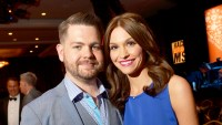 Jack Osbourne and Lisa attend the 21st annual Race to Erase MS at the Hyatt Regency Century Plaza in Century City, California.