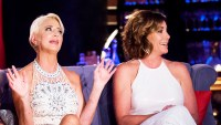 Dorinda Medley and Luann de Lesseps on 'The Real Housewives of New York City' reunion