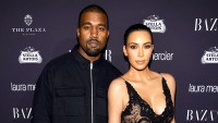 "Kanye West and Kim Kardashian attend 2016 Harper's Bazaar's celebration of ""ICONS By Carine Roitfeld"" at The Plaza Hotel in New York City."