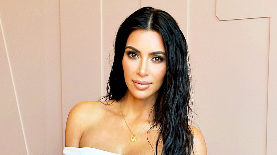 Kim Kardashian celebrates The Launch Of KKW Beauty on June 20, 2017 in Los Angeles, California.