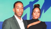 Ludacris and Eudoxie Mbouguiengue attend the 2017 MTV Video Music Awards at The Forum in Inglewood, California.
