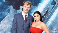 Levi Meaden and Ariel Winter arrive at Universal's 'Pacific Rim Uprising' premiere at TCL Chinese Theatre IMAX on March 21, 2018 in Hollywood, California.