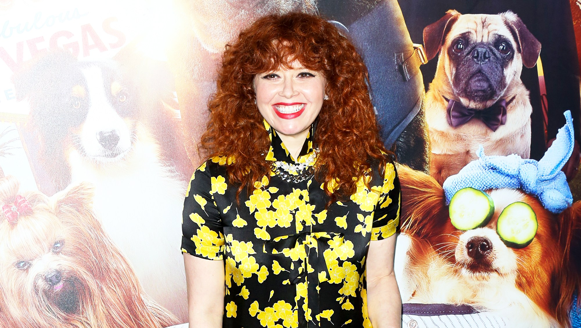 Natasha Lyonne attends the premiere of 'Show Dogs' at The TCL Chinese 6 Theatres on May 5, 2018 in Hollywood, California.