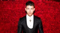 Nick Jonas attends the Heavenly Bodies: Fashion & The Catholic Imagination Costume Institute Gala at The Metropolitan Museum of Art on May 7, 2018 in New York City.