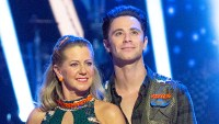 Tonya Harding and Sasha Farber on 'Dancing With The Stars'