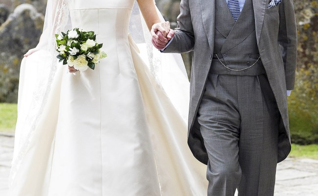 Prince Charles Walked Another Bride Aisle Two Years Before