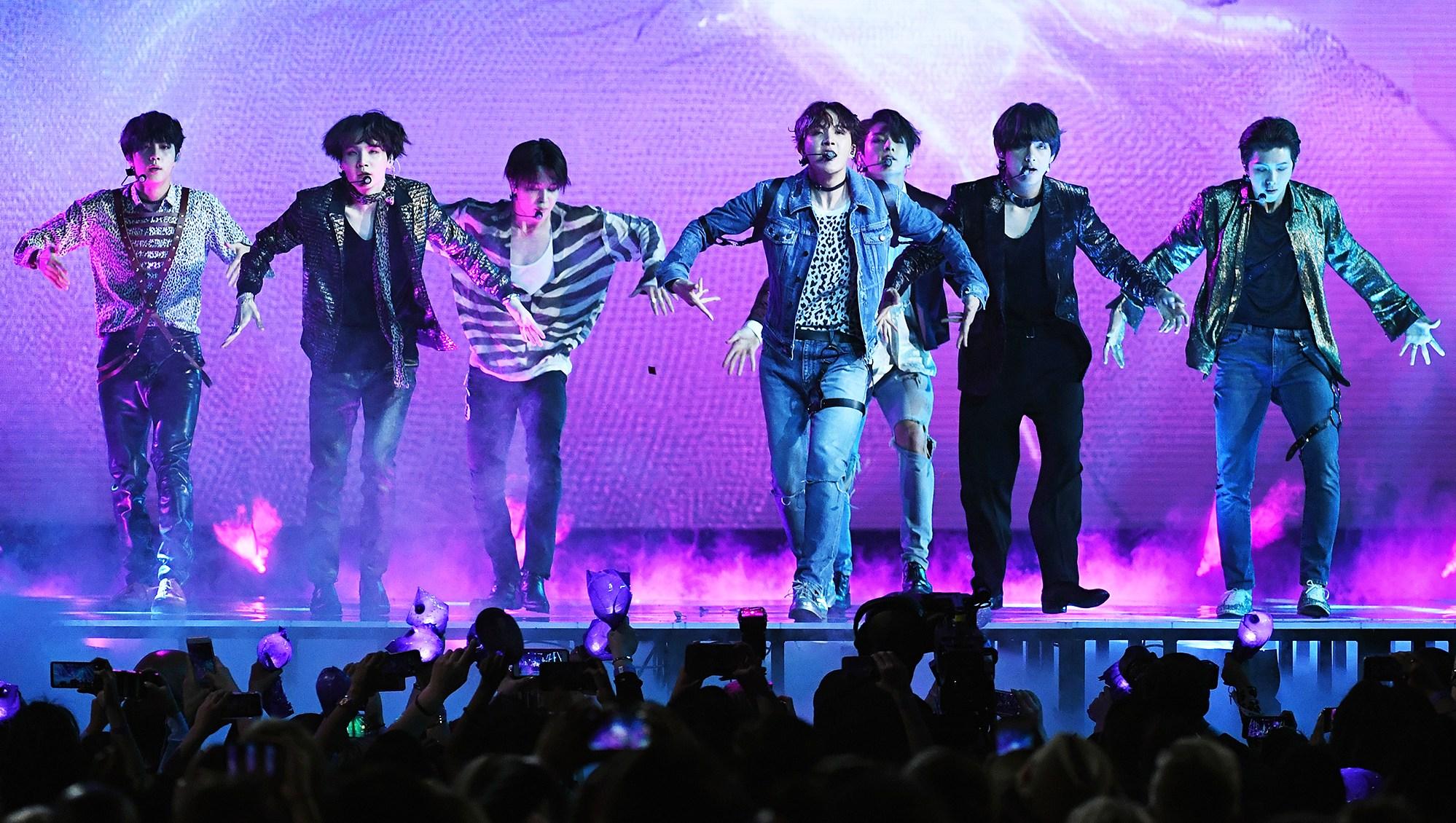 BTS Billboard Music Awards 2018