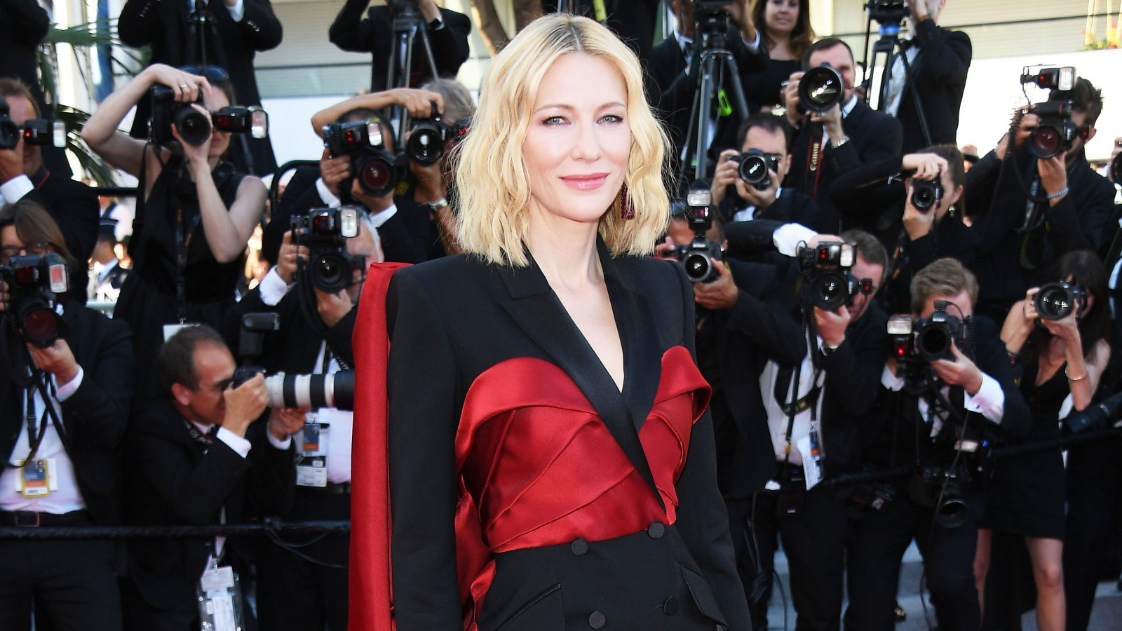 44736d3608f Stars Closed Out the 2018 Cannes Film Festival in Style