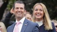 Donald Trump Jr, Vanessa Trump, Mother's Day