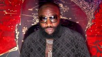 Rick Ross at Rockwell in Miami, Florida.