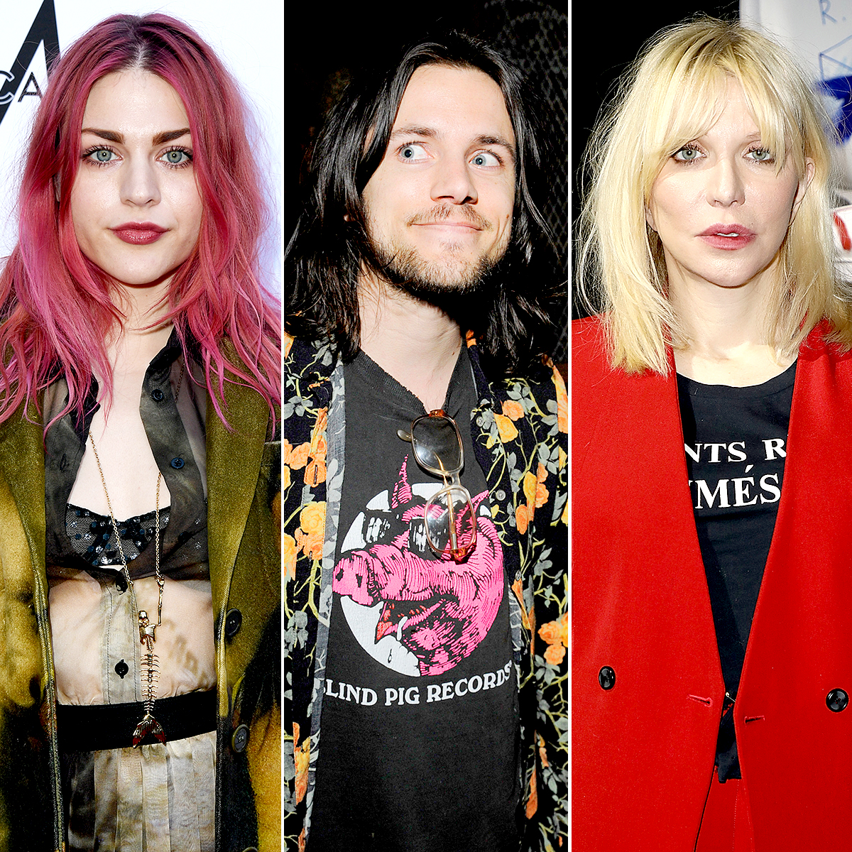Frances Bean Cobain's ex sues Courtney Love over attempted murder claim
