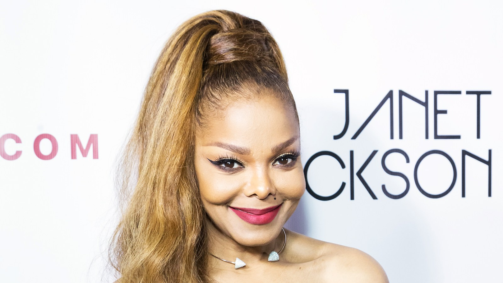 Janet Jackson Feels 'at Peace' When She Holds Son Eissa