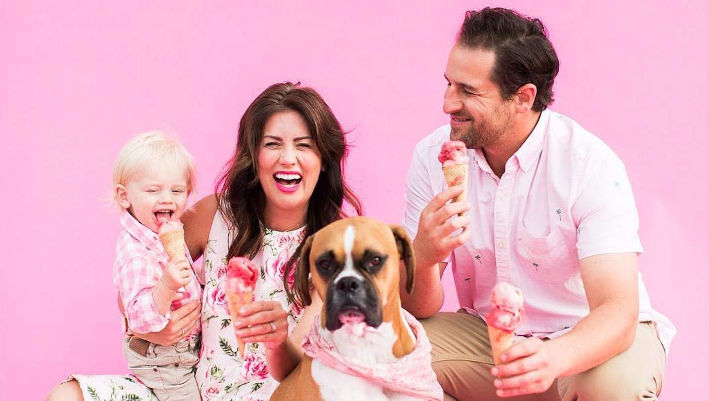 jillian harris justin pasutto baby girl