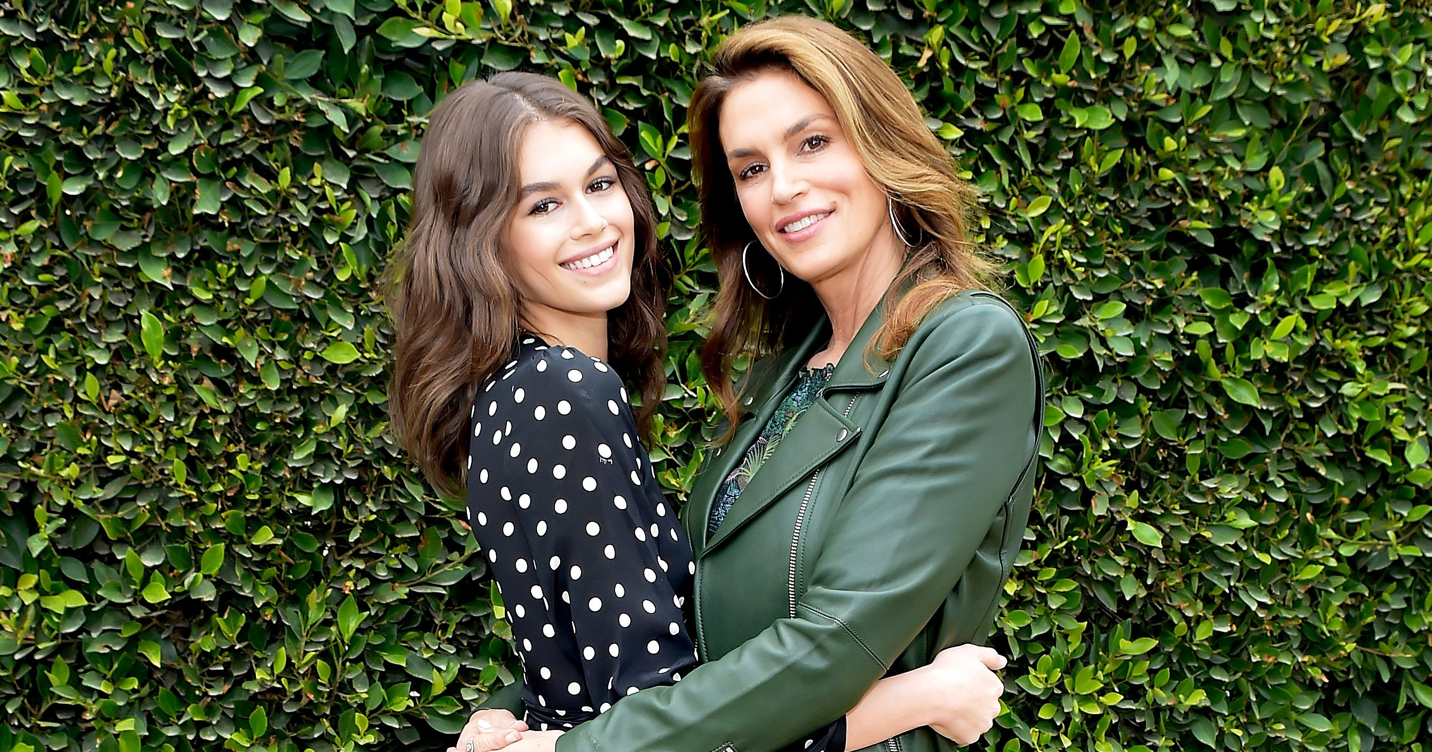 Cindy Crawford and Kaia Gerber's Best Mother-Daughter Style Moments