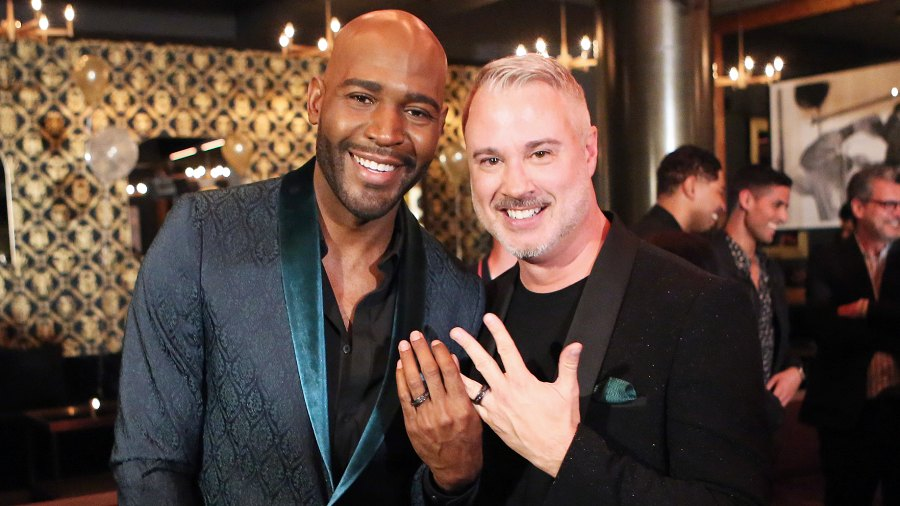 Karamo Brown Ian Jordan engaged