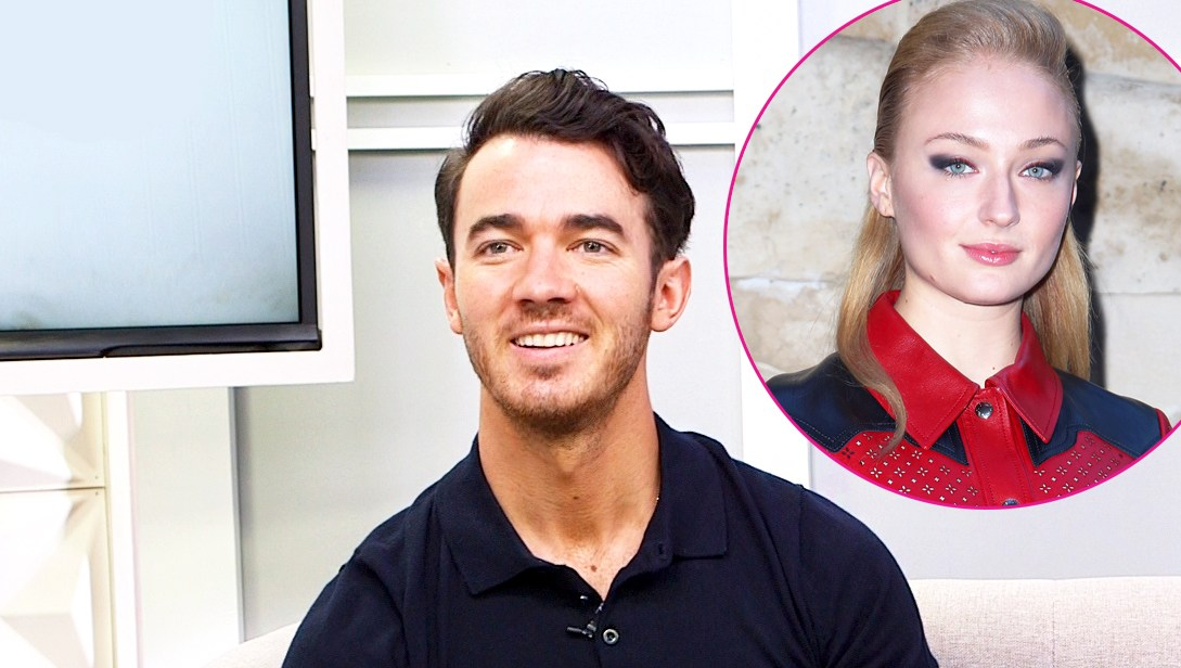 Kevin Jonas and Sophie Turner