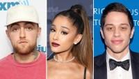 Mac Miller Ariana Grande Pete Davidson