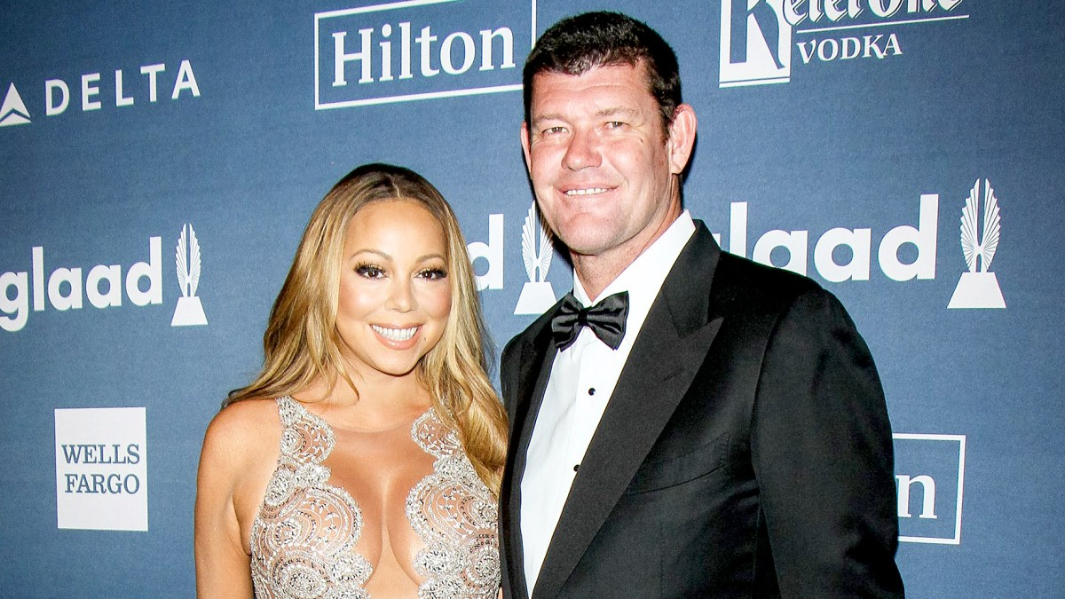 Mariah Carey Sold Engagement Ring From Ex-Fiance James Packer