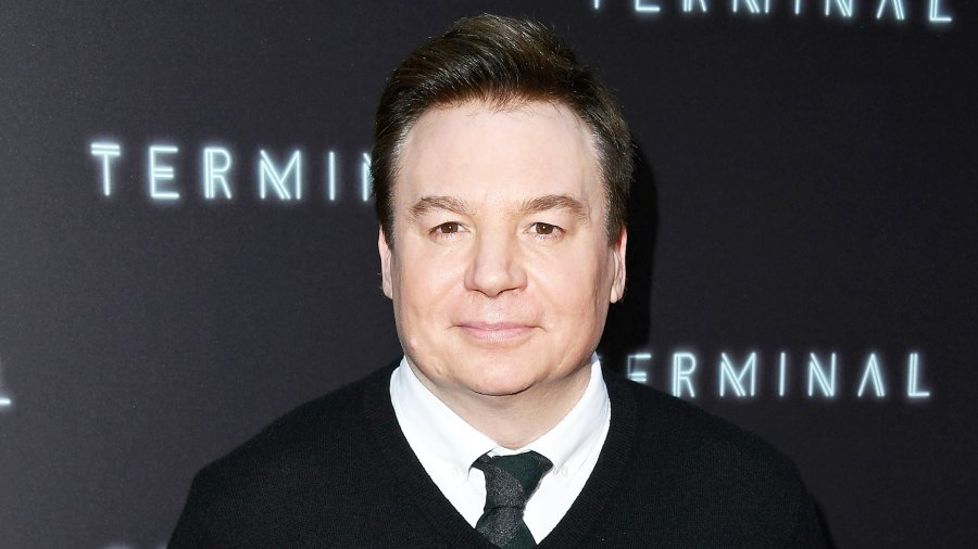 Mike Myers Rags to Riches