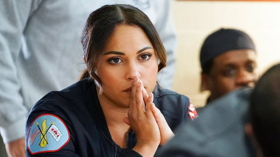Monica Raymund Chicago Fire