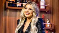 Brielle Biermann on 'Watch What Happens Live'