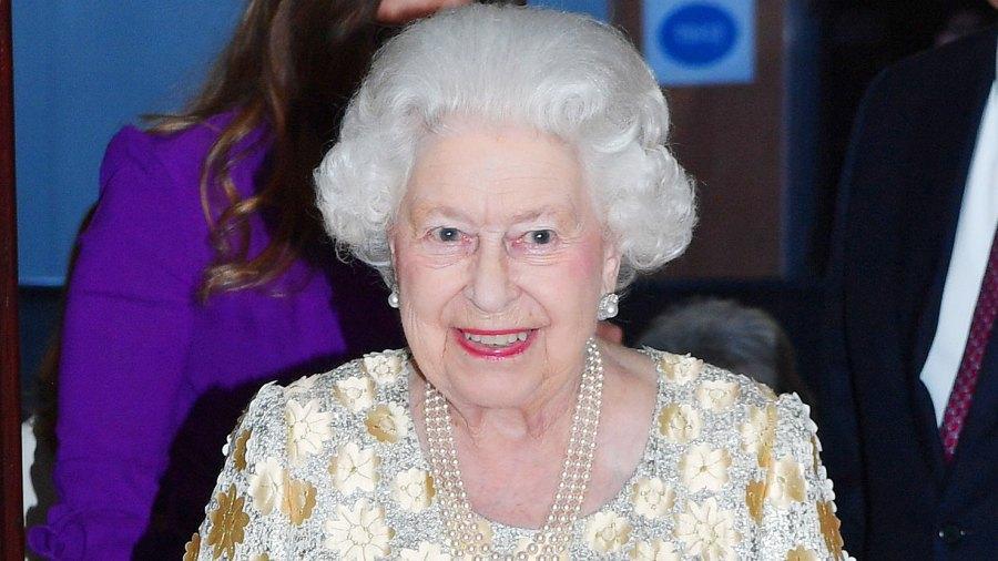 Queen Elizabeth II, Prince Harry, Meghan Markle, Royal Wedding