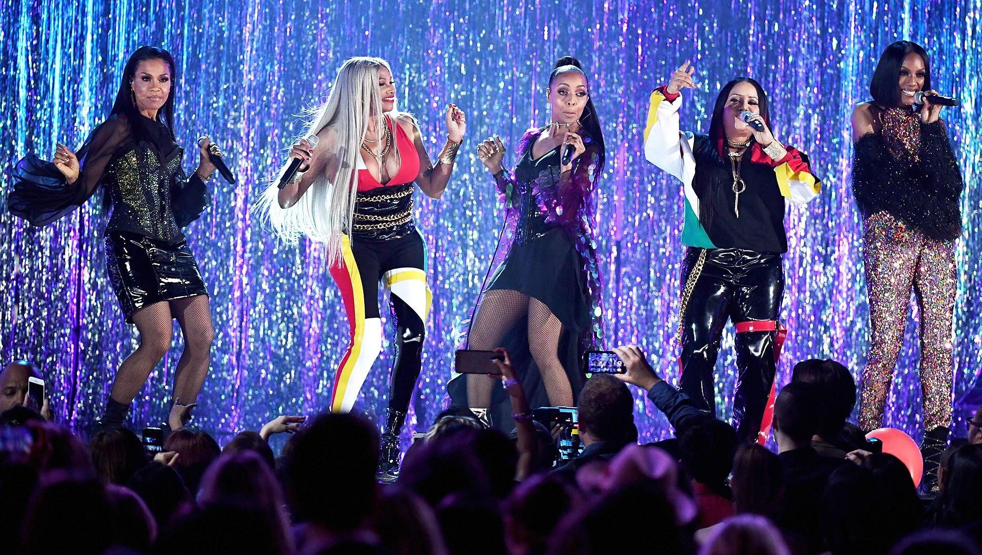 Salt-N-Pepa En Vogue Billboard Music Awards 2018