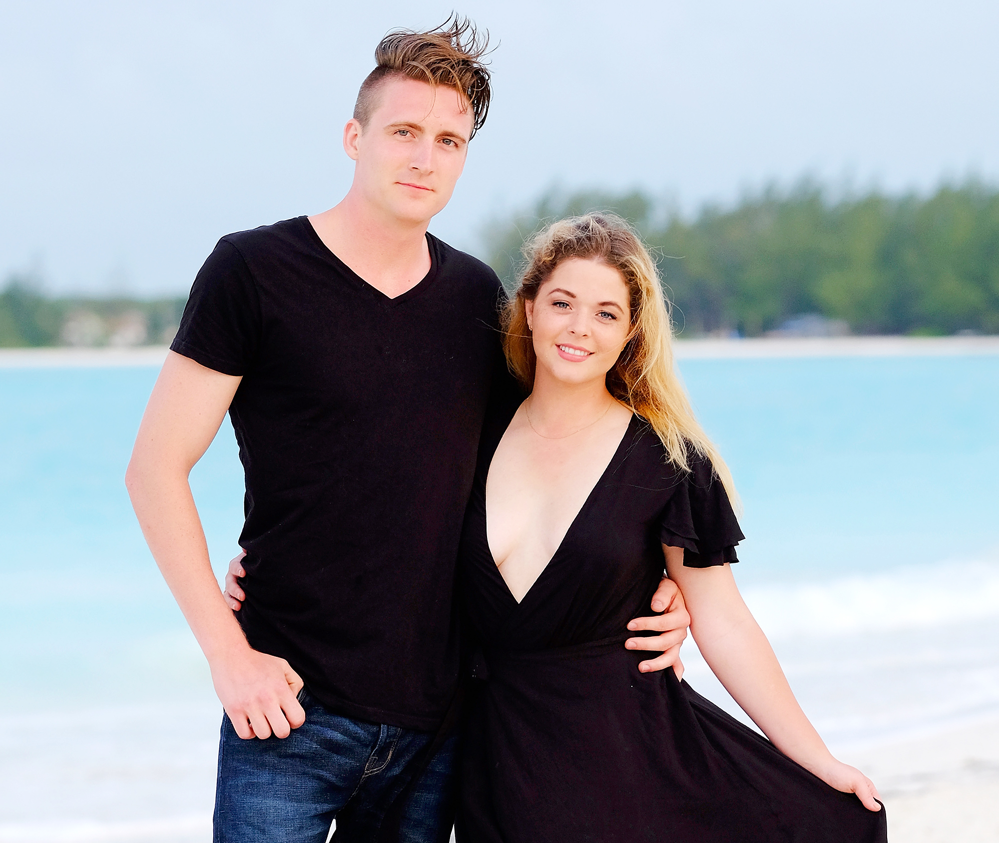 'Pretty Little Liars' Star Sasha Pieterse Marries Hudson Sheaffer In Ireland