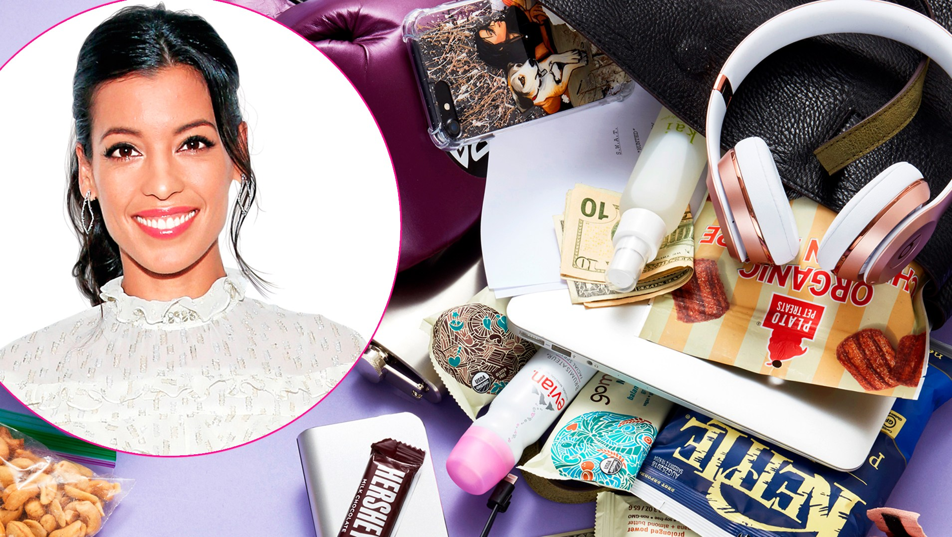 Stephanie Sigman: What Is In My Bag?