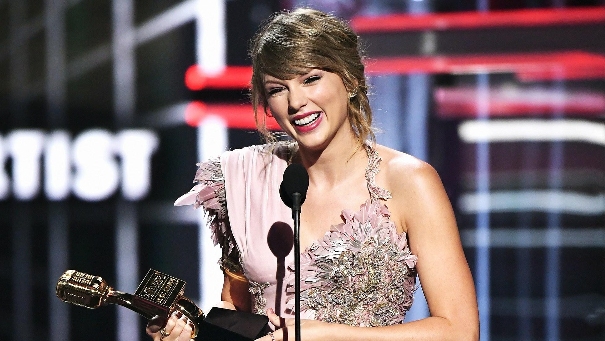 Taylor Swift Billboard Music Awards 2018 Winner