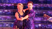 Tonya Harding Sasha Farber Dancing With the Stars Finale