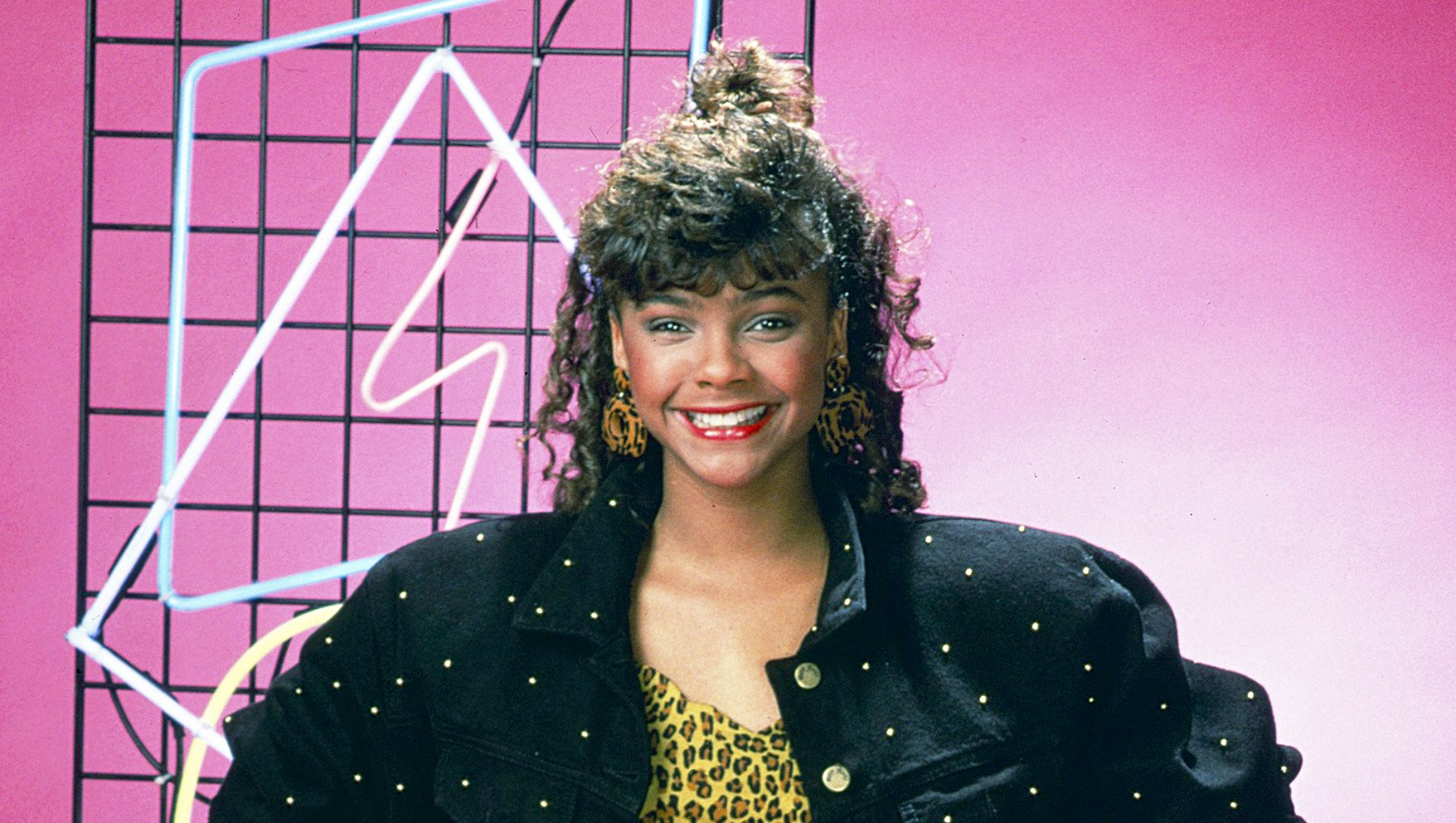 Lark Voorhies as Lisa Turtle on 'Saved By The Bell'