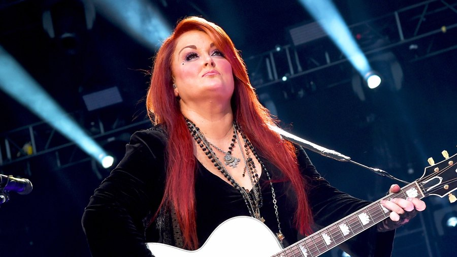 Wynonna Judd performs onstage during the 2015 CMA Festival in Nashville, Tennessee.