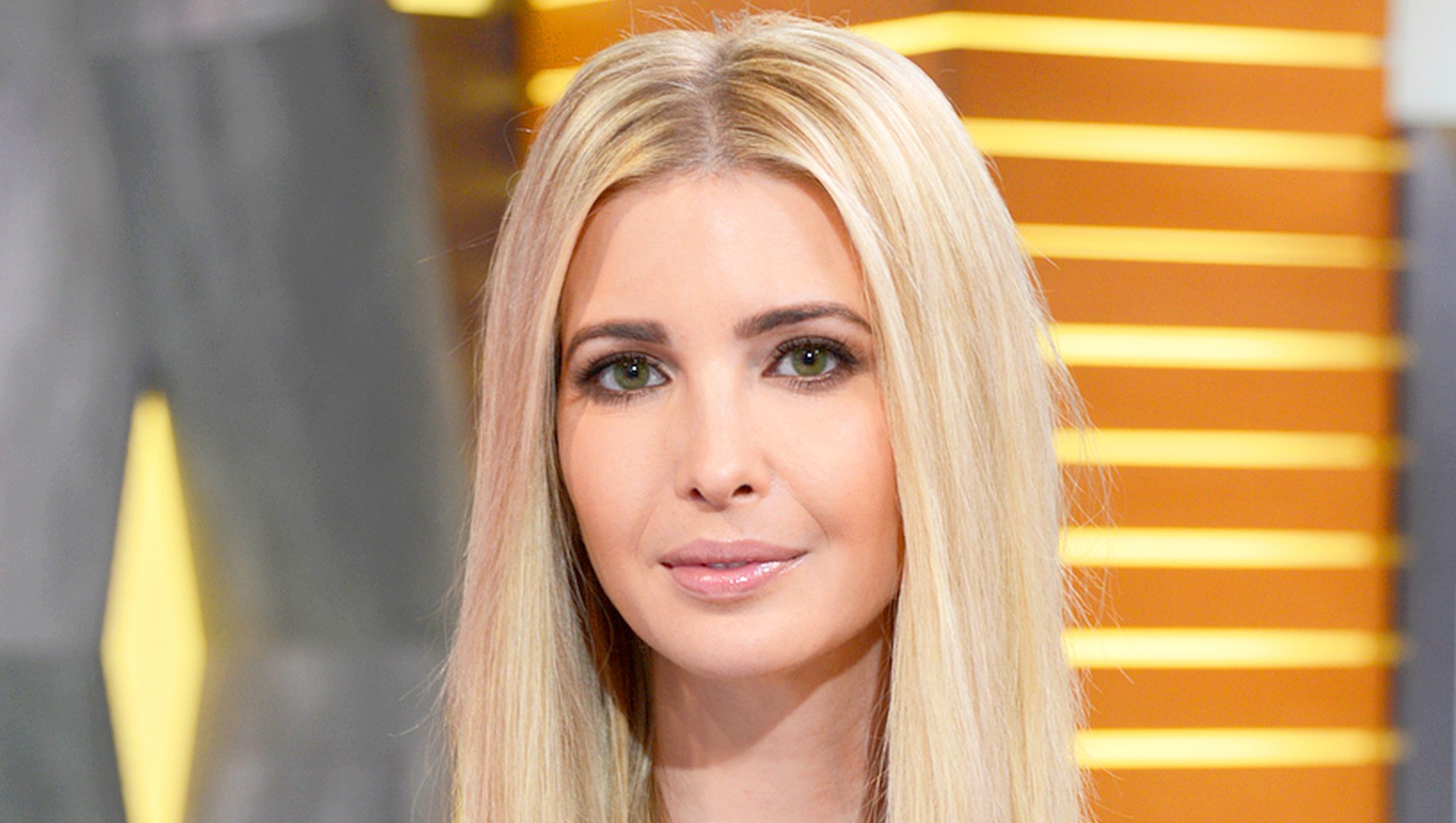 Ivanka Trump visits 'Good Morning America'