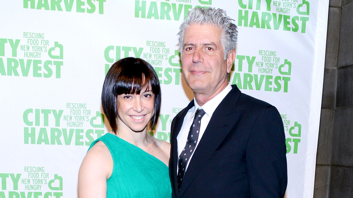 Anthony Bourdain's Estranged Wife Shares Photo of Their Daughter