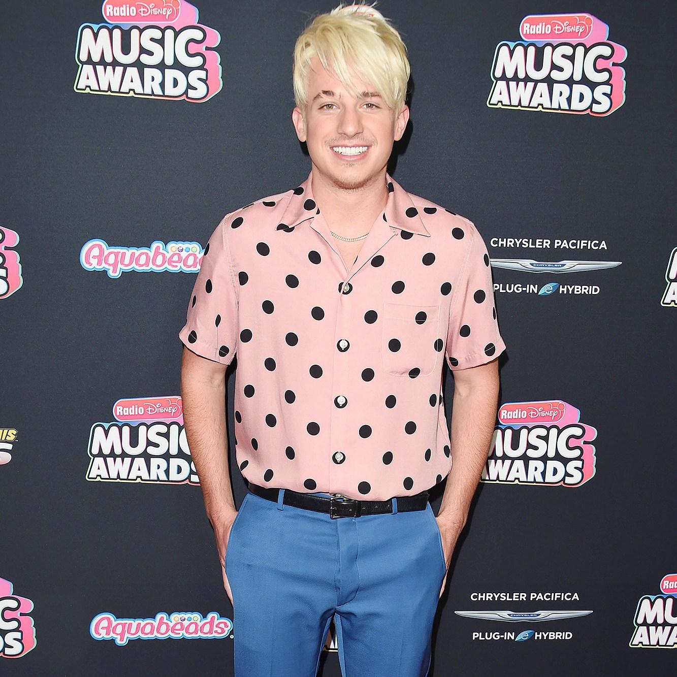 Charlie Puth, Blond Hair, Radio Disney Music Awards