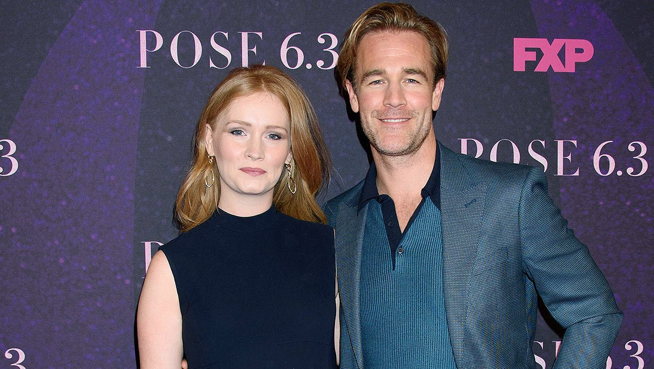 Kimberly Van Der Beek, James Van Der Beek, Father's Day