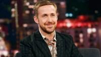 Ryan Gosling, Jimmy Kimmel