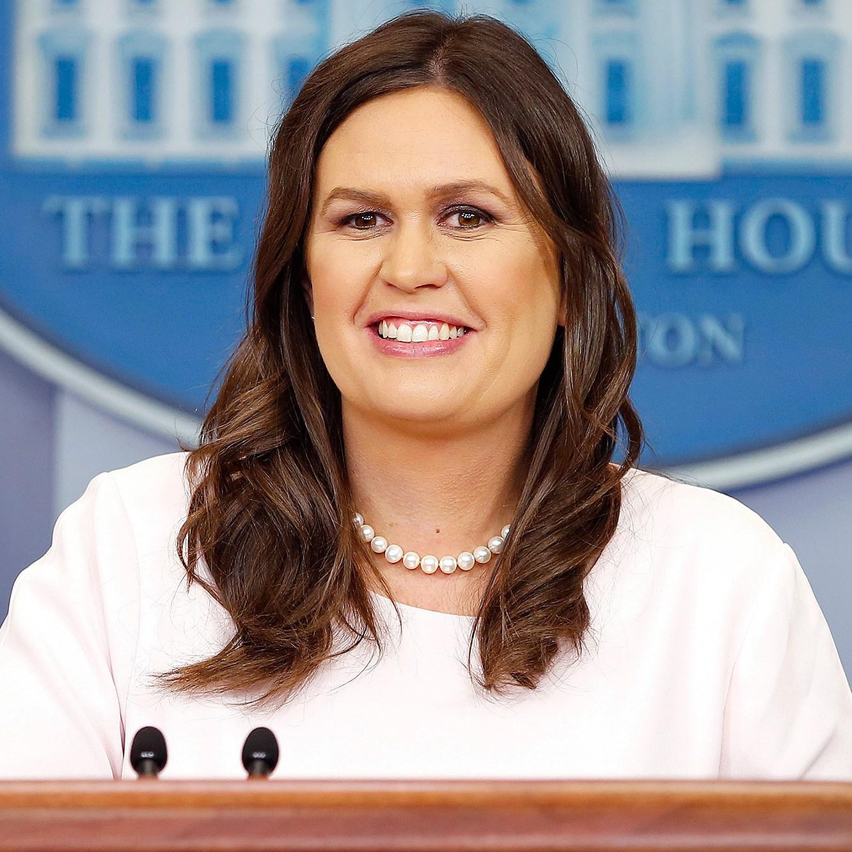 Sarah Huckabee Sanders, Moral Conviction, The Red Hen, Lexington, Virginia