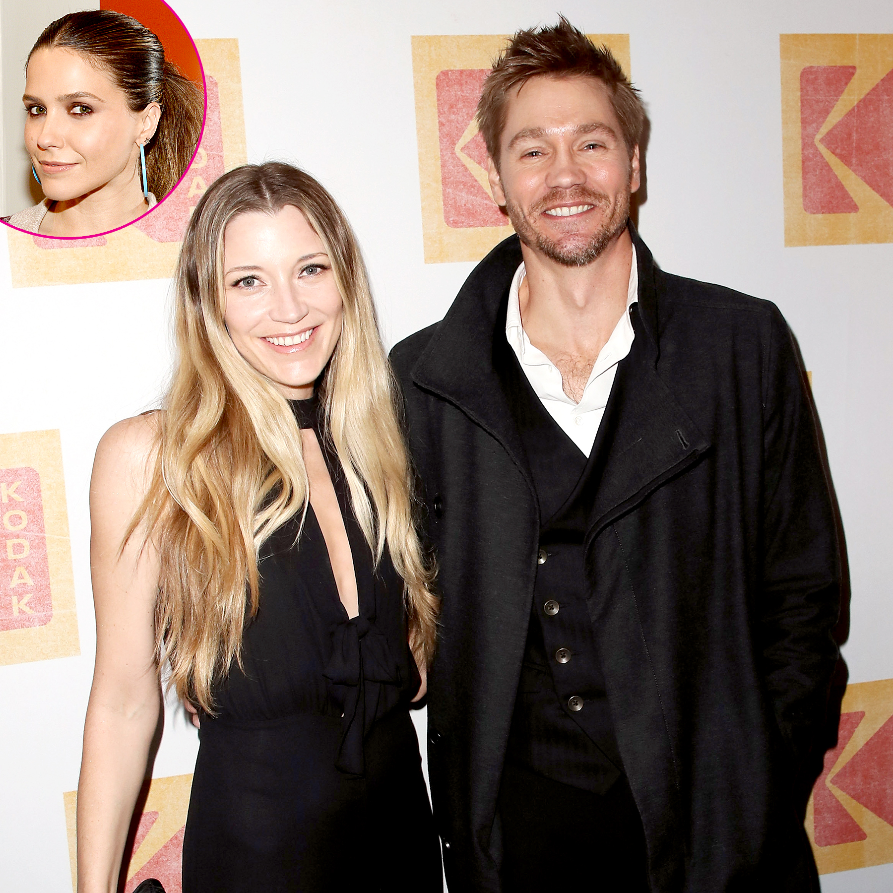 Sarah Roemer chad michael murray