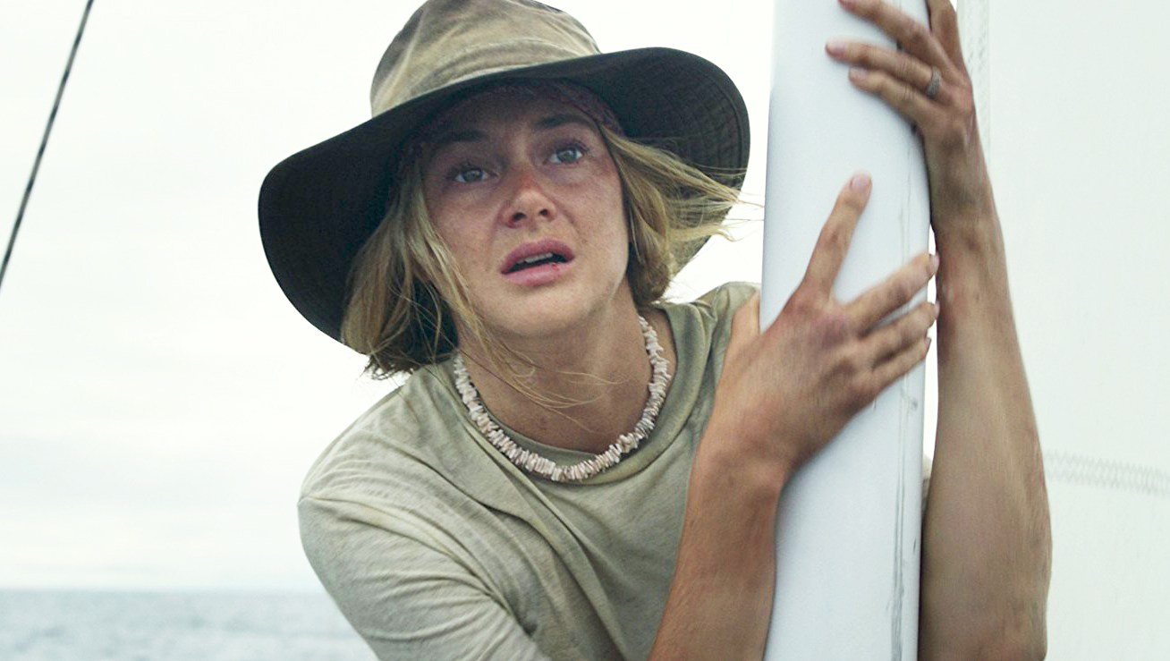 Shailene Woodley Recalls Miserable Diet For Role In Adrift