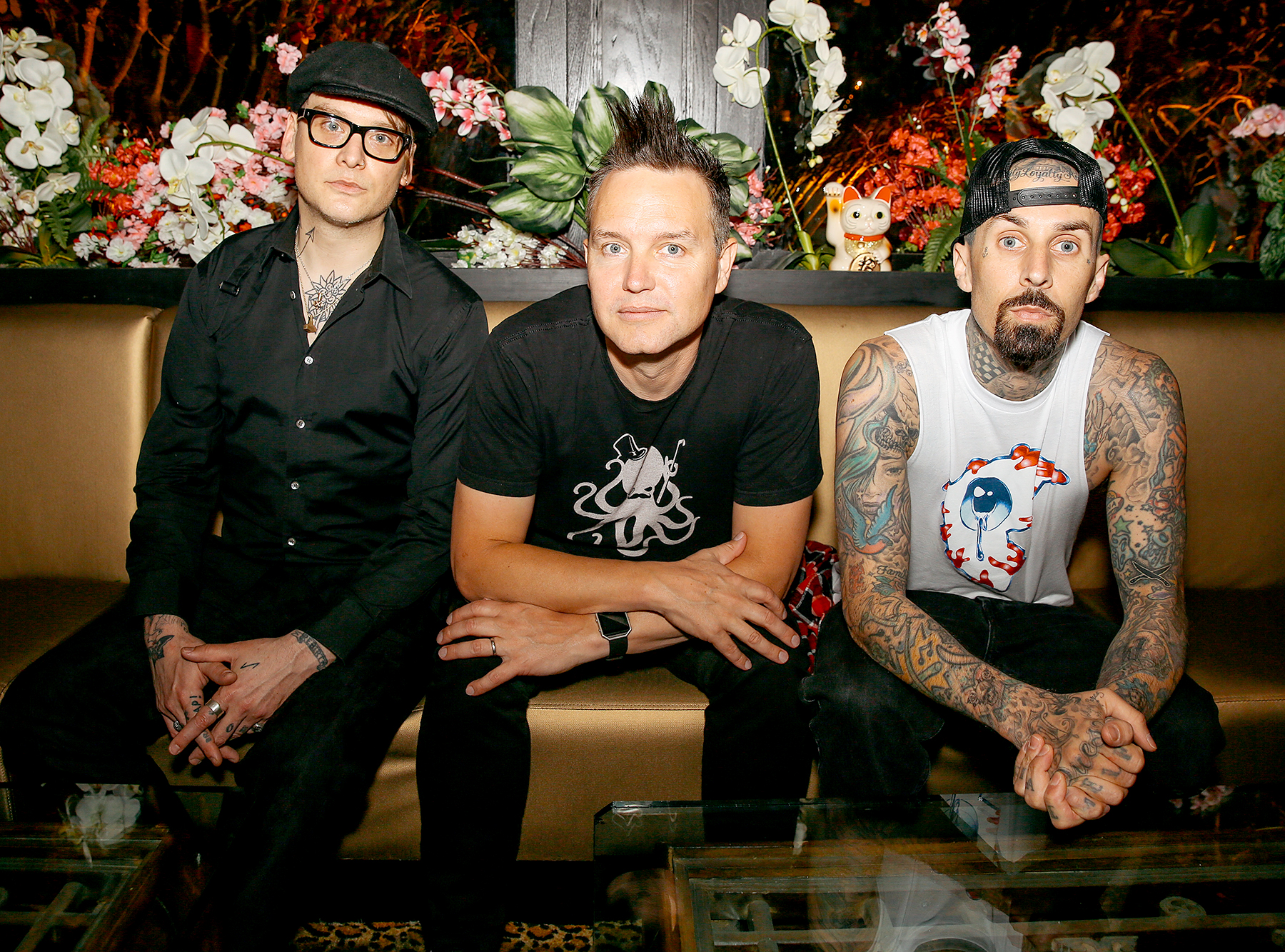 Blink-182 Postpone Two Vegas Shows Due to Travis Barker's Blood Clots