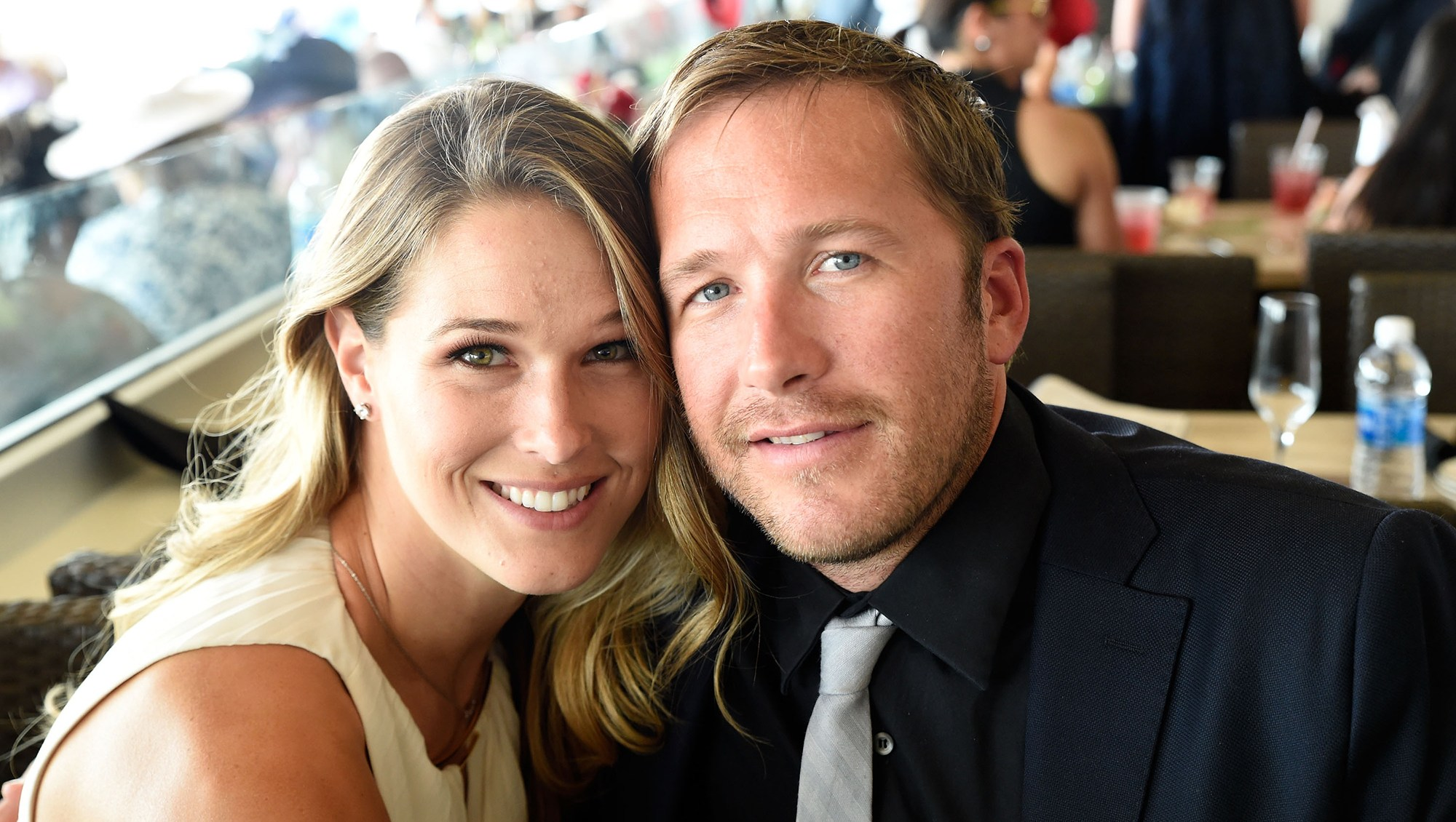 Morgan Miller and Bode Miller