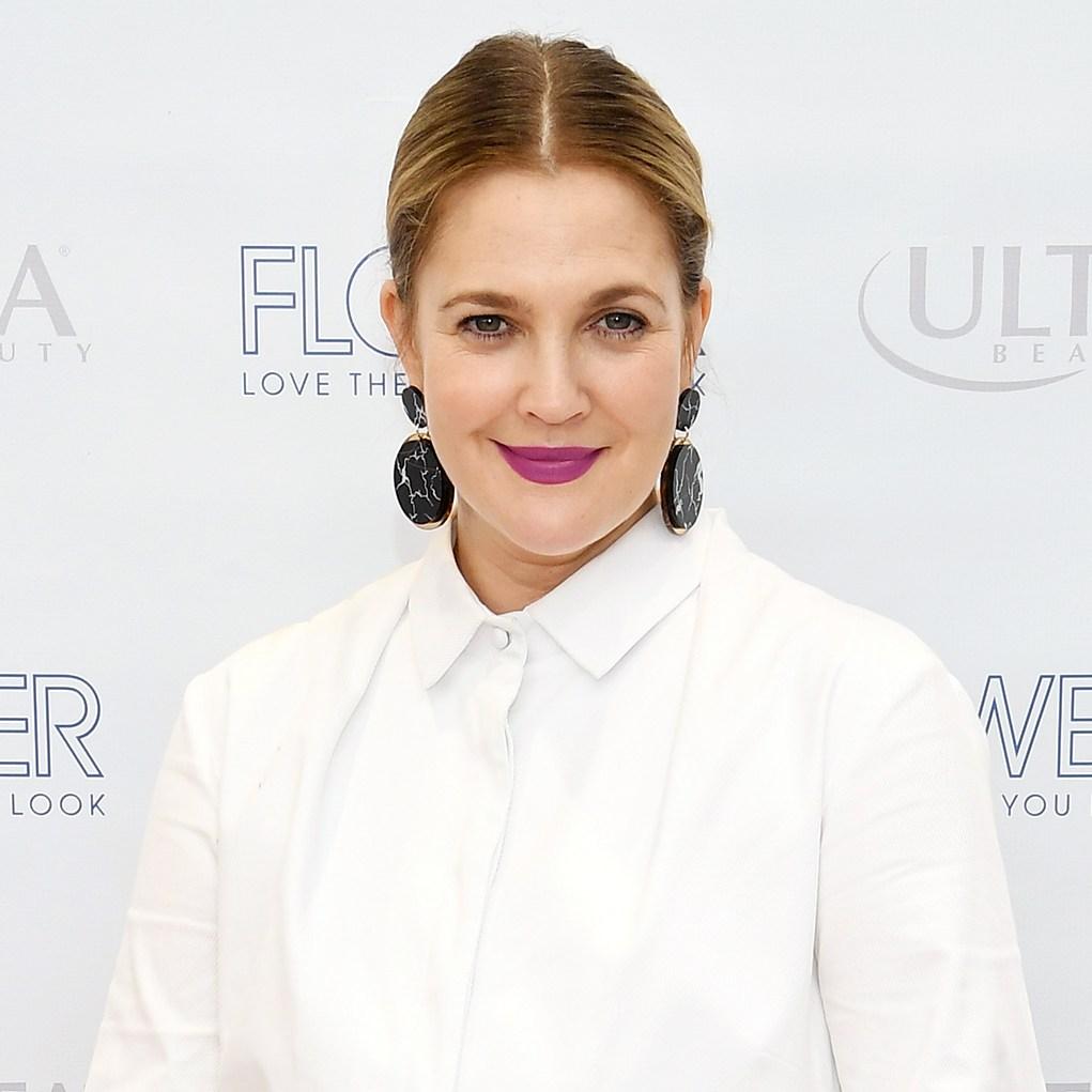 Drew Barrymore Beauty Blunder