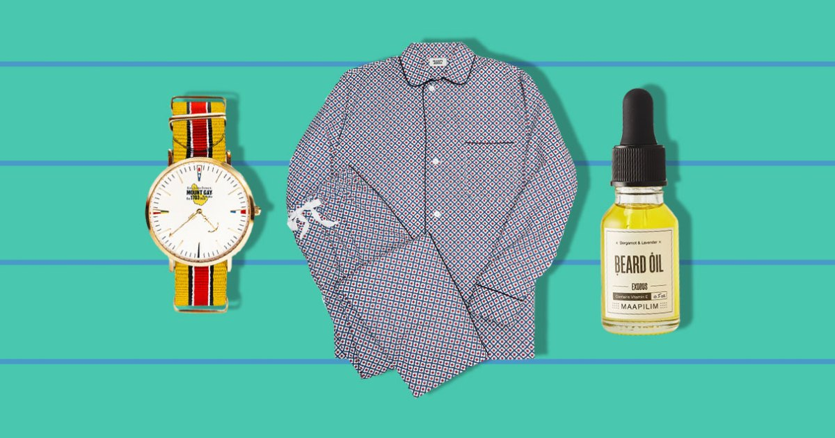 15497235 2018 Father's Day Gift Guide: Grooming, Accessories, Lifestyle