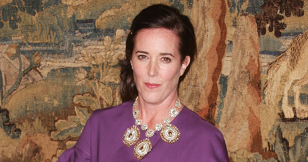 Kate Spade's Cause of Death Confirmed as Suicide by Hanging