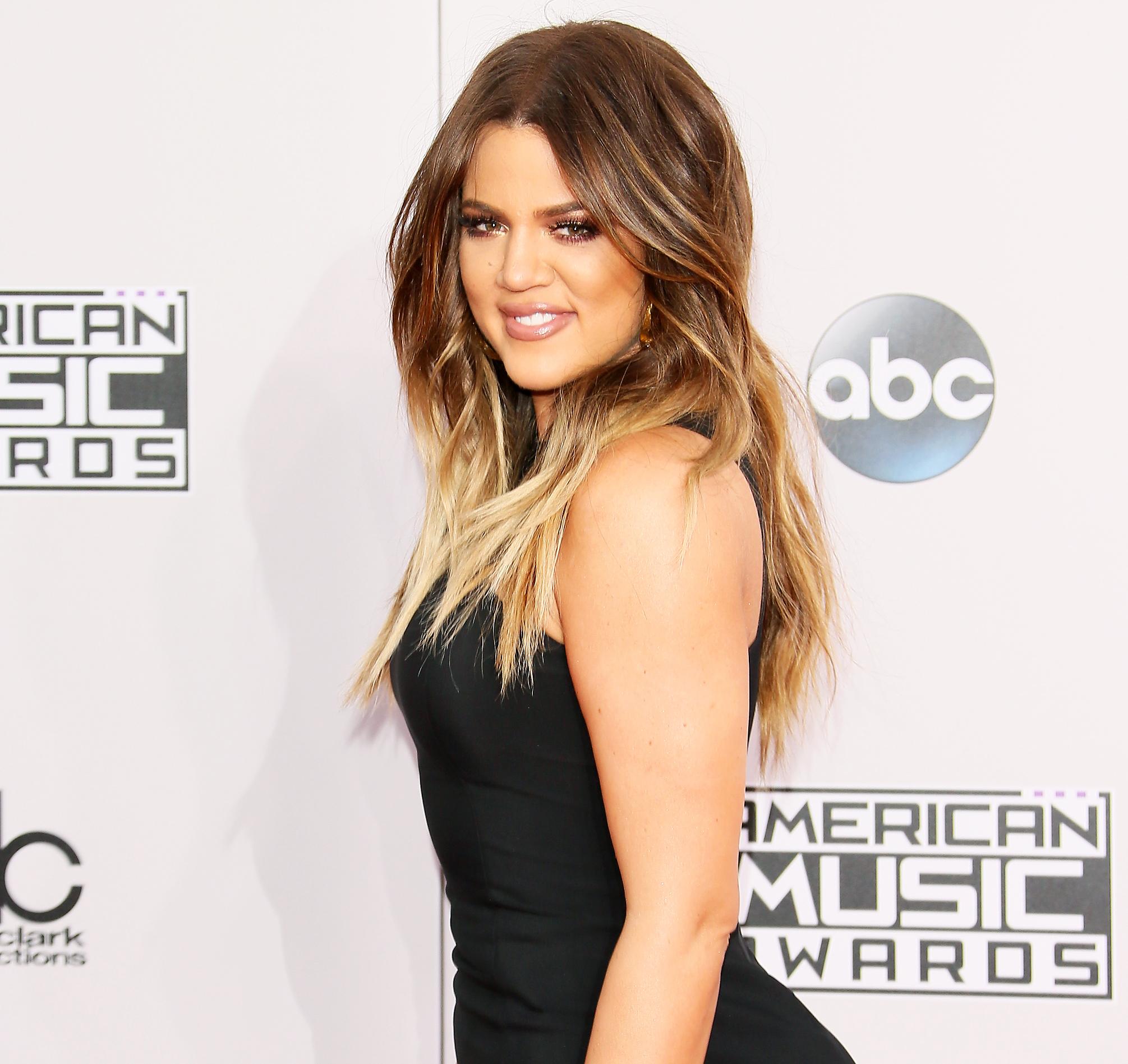 Khloe Kardashian Returns Home To California With Tristan Thompson