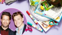 Nate Berkus and Jeremiah Brent's diaper bag