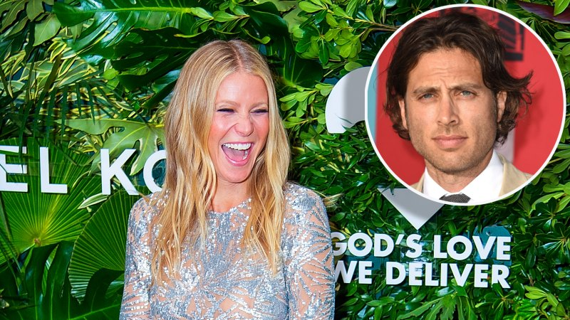 Gwyneth Paltrow and Brad Falchuk Celebrate Their 2nd Anniversary