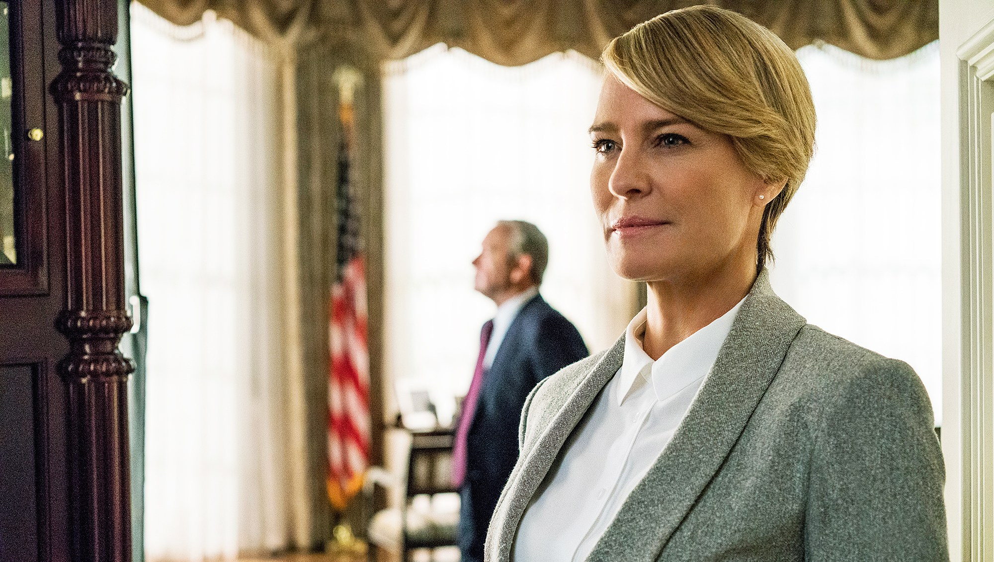 Robin Wright House of Cards final season